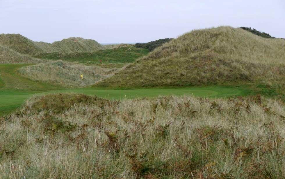 Ginny Golding Golf